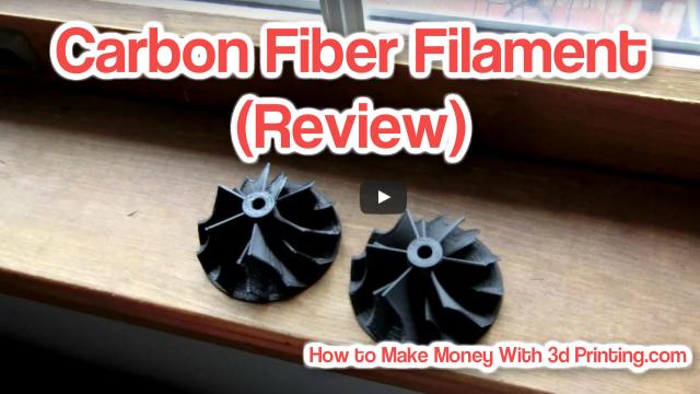 Carbon Fiber Filament Review